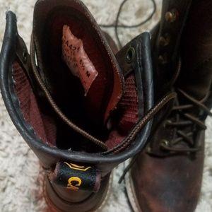 Carolina oil resistant work boots size 6 1/2